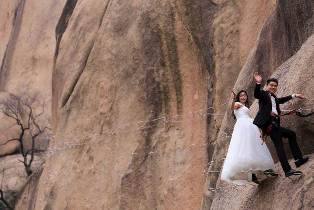 Đây là cách cặp đôi người Trung Quốc kỷ niệm lễ Độc thân của riêng mình