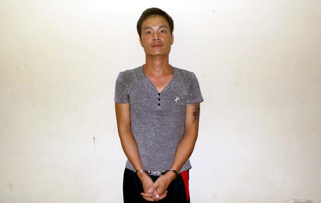 Đối tượng Trần Văn Giang.
