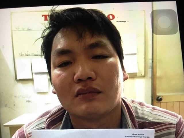 Công an đang truy tìm đối tượng Nguyễn Cao Minh