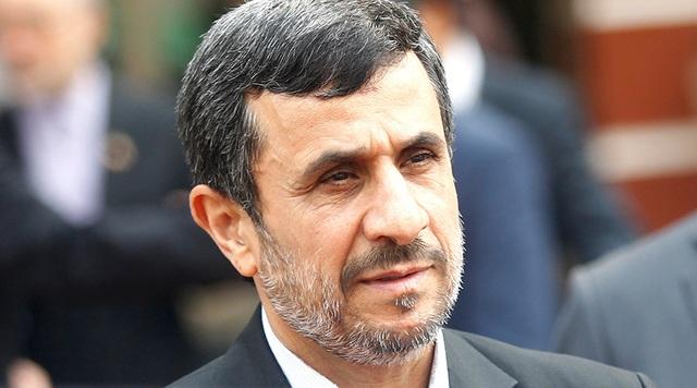 Cựu Tổng thống Iran Ahmadinejad. (Ảnh: Reuters)