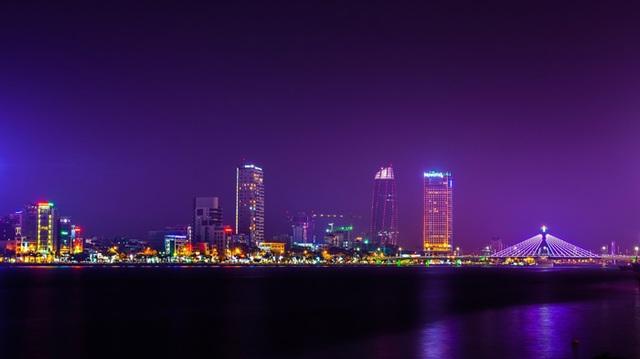 """Đà Nẵng được vinh danh là """"Điểm đến sự kiện lễ hội hàng đầu châu Á""""."""