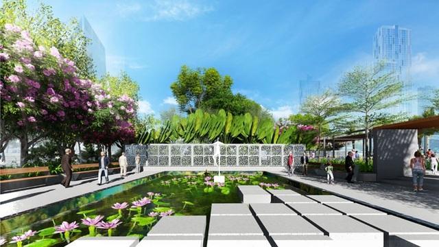 Kim Long City Liên Chiểu mang tới trải nghiệm về một không gian sống thân thiện và hài hoà