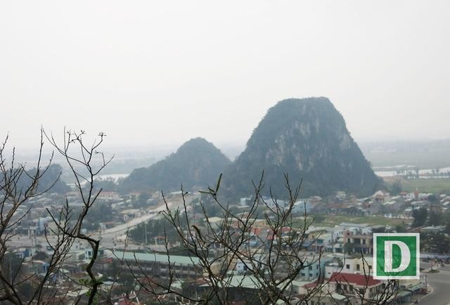 Làng đá Non nước nằm trong quần thể danh thắng Ngũ Hành Sơn