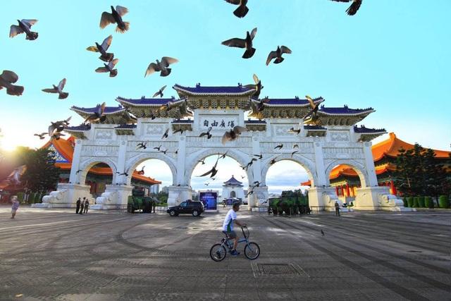 Đài Loan đang trở thành điểm thu hút mới đối với du khách Việt