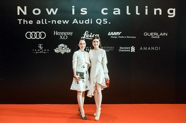 Dàn người đẹp chinh phục trong đêm hội Audi - 12