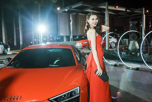 Dàn người đẹp chinh phục trong đêm hội Audi - 8