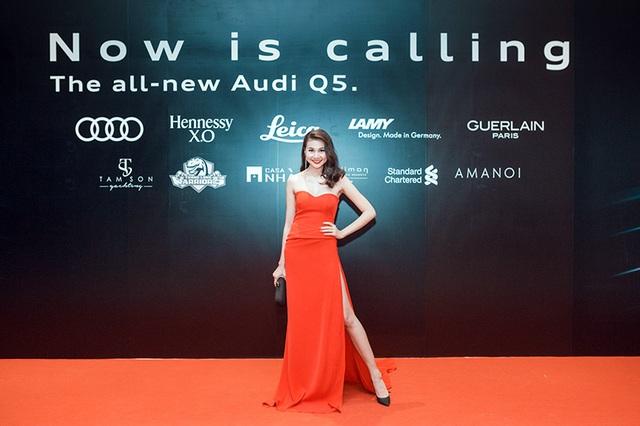 Dàn người đẹp chinh phục trong đêm hội Audi - 7