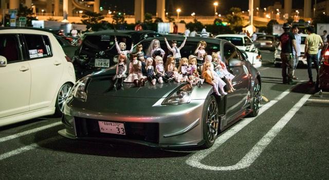 """Không thể tin vào mắt với bãi đỗ xe """"kỳ dị"""" nhất Nhật Bản - 4"""