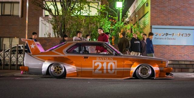 """Không thể tin vào mắt với bãi đỗ xe """"kỳ dị"""" nhất Nhật Bản - 7"""