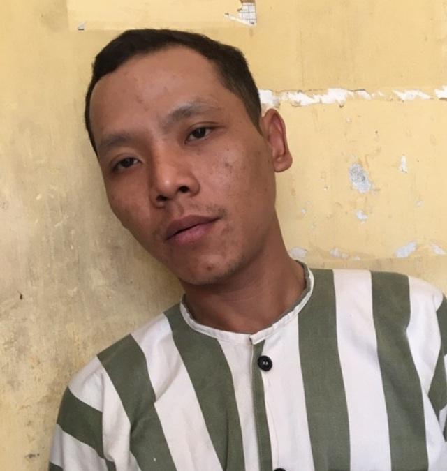 Nguyễn Văn Quý tại cơ quan công an