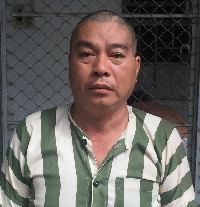 Phạm Văn Huyền bị bắt giam