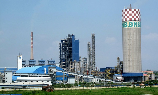 Đạm Ninh Bình là dự án tiêu biểu thua lỗ của Tập đoàn Hoá chất.