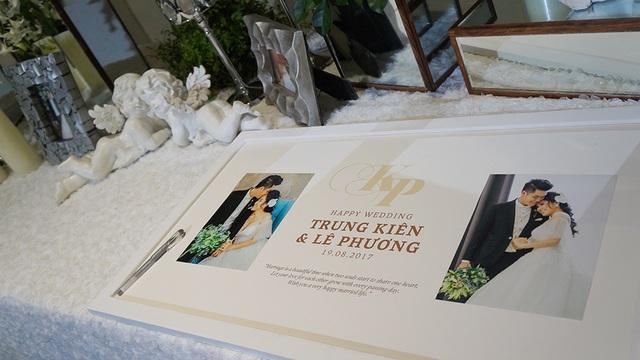 Hình ảnh tiệc cưới sang trọng của Lê Phương tại Sài Gòn - 5
