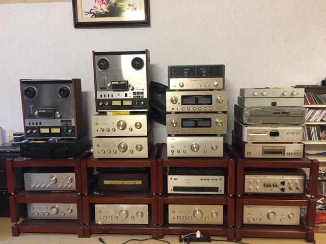 Đồ âm thanh cũ luôn có sức hút lớn đối với audiophiles.