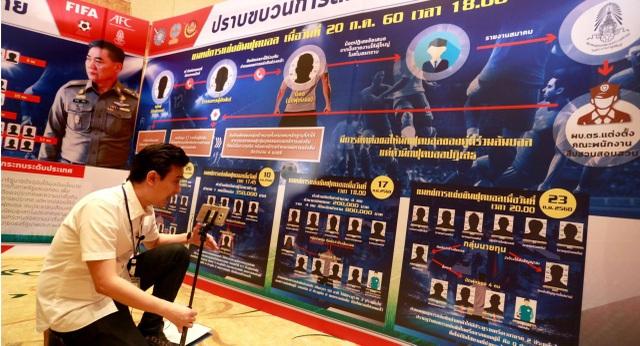 LĐBĐ Thái Lan được khen ngợi nhờ mạnh tay chống lại nạn dàn xếp tỷ số