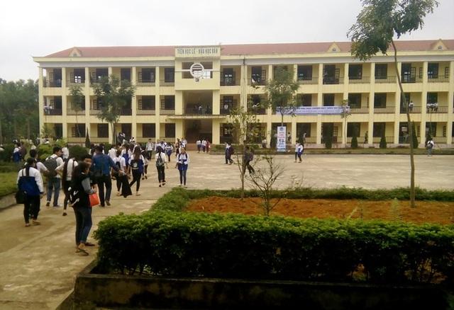 Sẽ giải thể, sáp nhập nhiều trường THPT trên địa bàn tỉnh Thanh Hóa