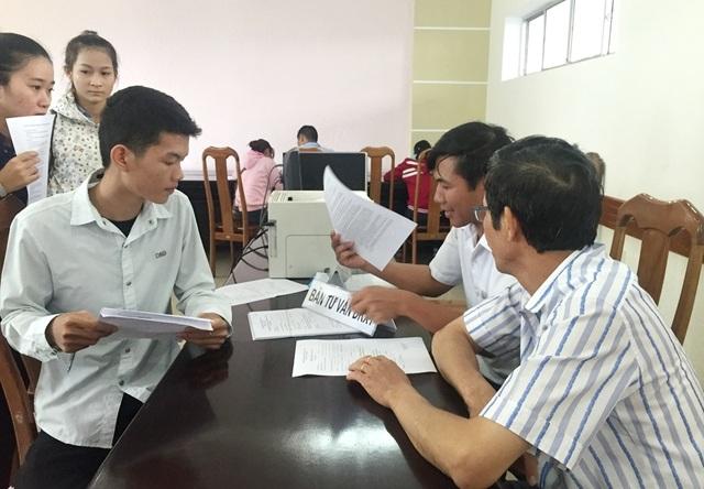 Quy trình xét tuyển đại học đợt 1 sẽ bắt đầu từ 28/7 đến 17h ngày 30/7.