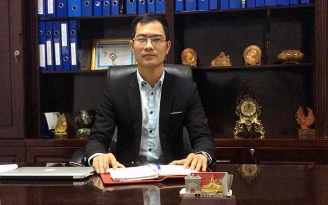 Luật sư Đặng Xuân Cường.