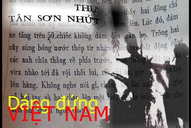 Trận đánh vào sân bay Tân Sơn Nhất tết Mậu Thân đã đi vào lịch sử quân đội nhân dân Việt Nam như 1 trong những trận đánh ác liệt nhất