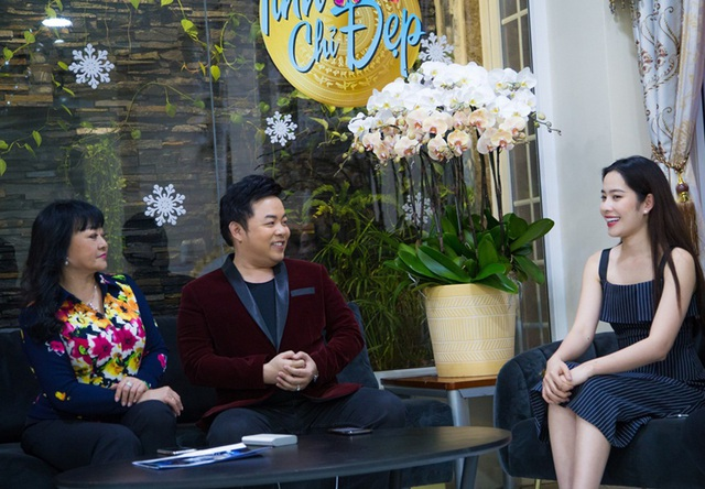 Danh ca Hương Lan, Quang Lê và Nam Em đã có cuộc trò chuyện khá thú vị
