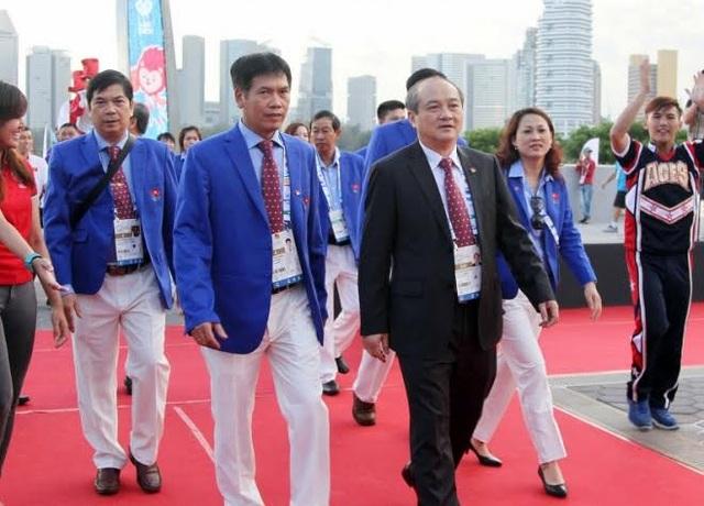 Thể thao Việt Nam đã chốt xong danh sách dự SEA Games 29