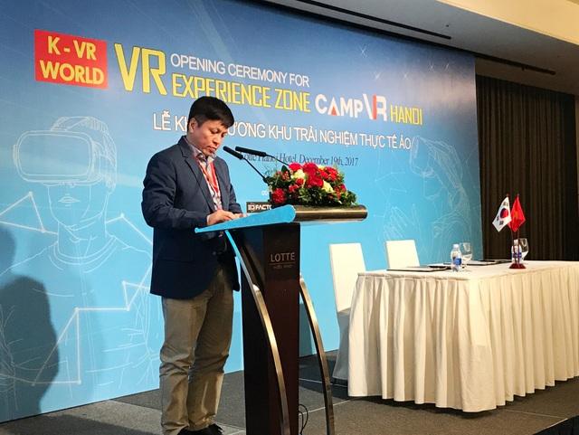 Ông Đào Đình Khả, Vụ trưởng Vụ CNTT thuộc Bộ TT&TT.
