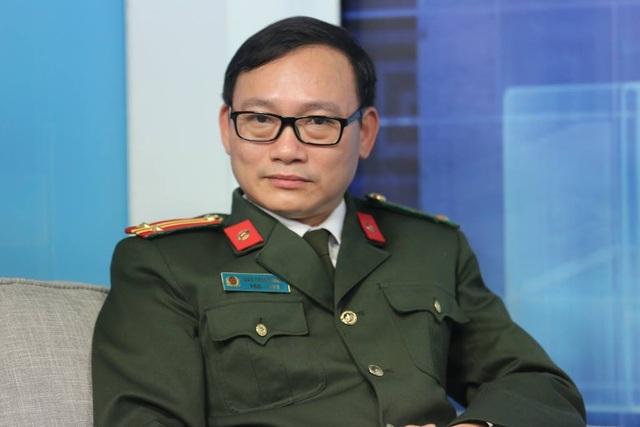 Trung tá Đào Trung Hiếu ủng hộ việc người dân đánh phủ đầu khi phát hiện kẻ gian đột nhập.