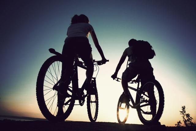 Đạp xe không gây hại cho sức khỏe tình dục! - 1