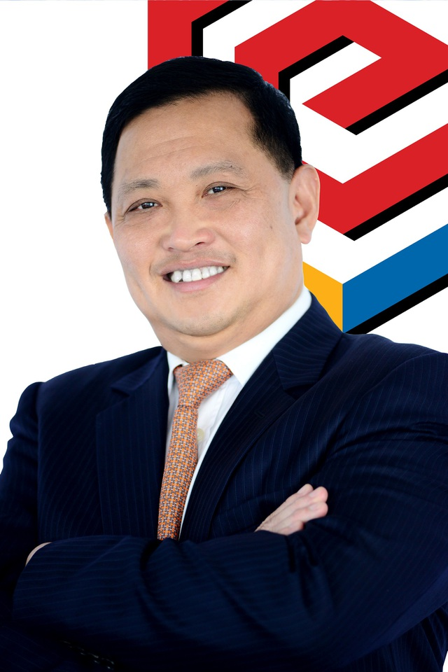 Ông Nguyễn Văn Đạt - Chủ tịch HĐQT kiêm TGĐ Công ty Cổ phần Phát triển Bất động sản Phát Đạt