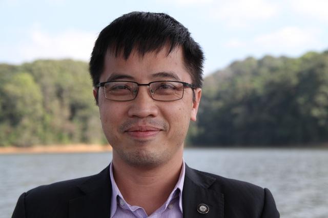 Ông Đậu Anh Tuấn, chuyên gia về môi trường kinh doanh Việt Nam
