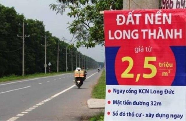 Thủ tướng yêu cầu ngăn chặn tuyệt đối đầu cơ đất xung quanh dự án Sân bay Long Thành