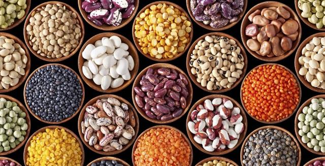 Đậu đen, đậu đỏ, đậu xanh, đậu phộng…có thể được nấu và dùng kèm trong nhiều món như súp, món hầm…