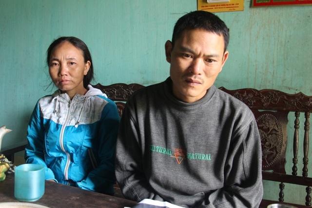 Đôi vợ chồng nghèo van xin cứu lấy chân của đứa con trai tội nghiệp - 2