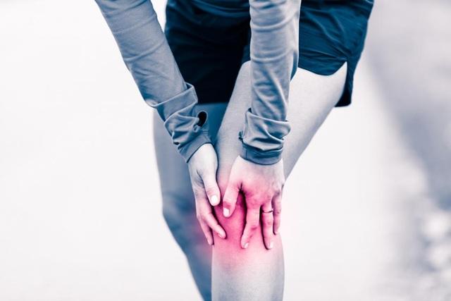 Viêm gân có thể xảy ra ở những người chăm vận động.