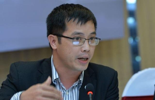 Ông Đậu Anh Tuấn, Trưởng Ban Pháp chế, Phòng Thương mại và Công nghiệp Việt Nam (VCCI)