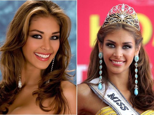 Hoa hậu Hoàn vũ Thế giới 2008 trở lại Việt Nam sau 10 năm đăng quang. Cô là một trong những khách mời danh dự của đêm chung kết Hoa hậu Hoàn vũ tại Việt Nam.