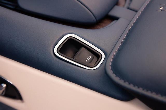 Aston Martin DB11 Volante mui trần chính thức ra mắt - 11