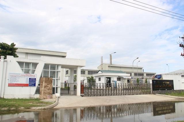 Nhà máy dệt nhuộm khiến dân lo ngại về nguy cơ gây ô nhiễm