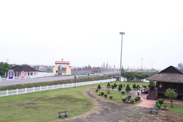 Di tích Đôi bờ Hiền Lương - Bến Hải