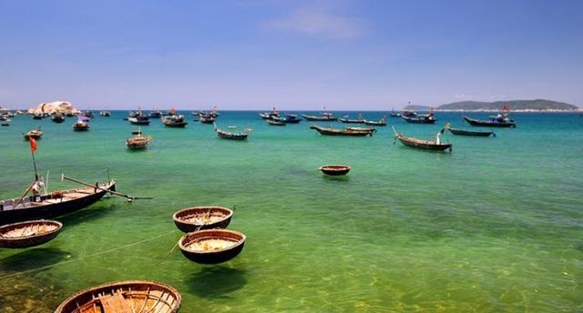 Cù Lao Chàm với vẻ đẹp đặc trưng cho vùng biển Việt Nam (Ảnh: Hoa Le).