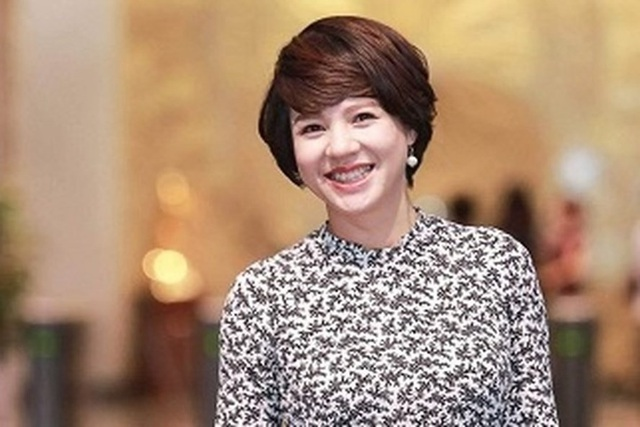 Nhà báo, trưởng ban VTV6 Đặng Diễm Quỳnh. Ảnh: VTV