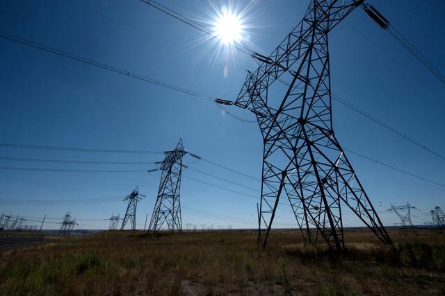 Mạng lưới dây điện ở Washington, Mỹ (Ảnh: Wired)