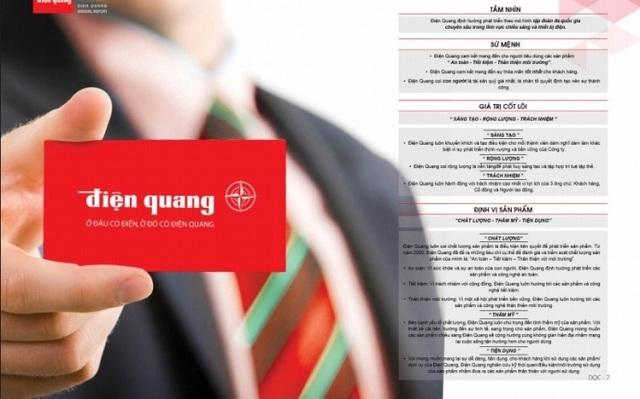 Là doanh nghiệp niêm yết song Bóng đèn Điện Quang nhiều lần vi phạm quy định về công bố thông tin.