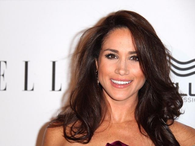 Nữ diễn viên người Mỹ, vị hôn thê của Hoàng tử Anh Harry, Meghan Markle (Ảnh: BI)