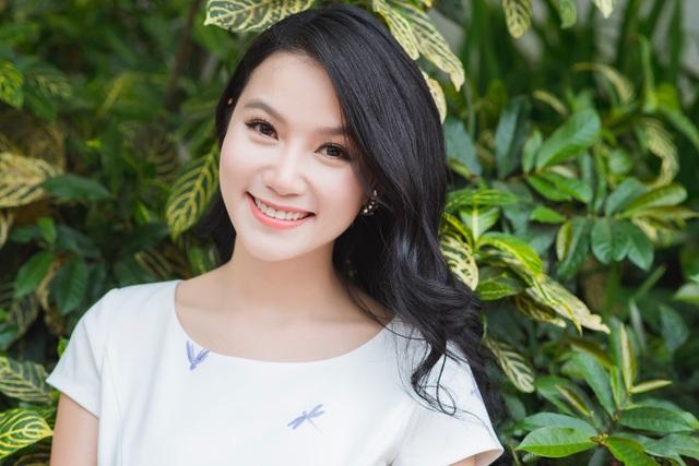 Nữ diễn viên Lương Giang là một trong những nghệ sĩ có đời sống gia đình hạnh phúc.