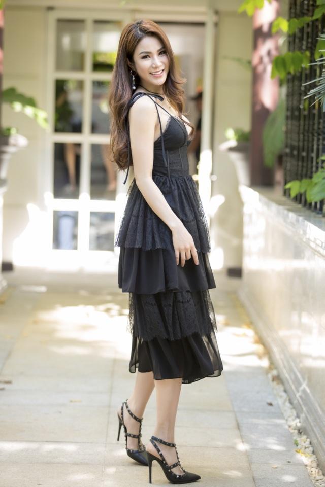 """Cô muốn trở thành """"đả nữ"""" thế hệ mới của làng điện ảnh Việt Nam."""