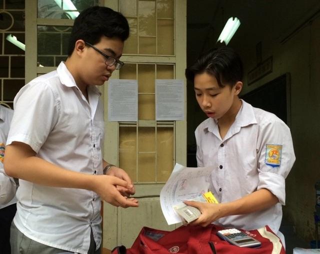 Có thể học sinh Hà Nội sẽ thi lớp 10 THPT nhiều môn hoặc thi môn Tổ hợp để hướng tới việc thúc đẩy học tập toàn diện,