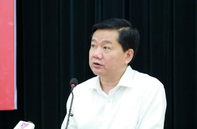 Ông Đinh La Thăng mong Đảng bộ, Chính quyền và Nhân dân thành phố cảm thông, chia sẻ, tiếp tục giúp đỡ mình hoàn thành nhiệm vụ được giao