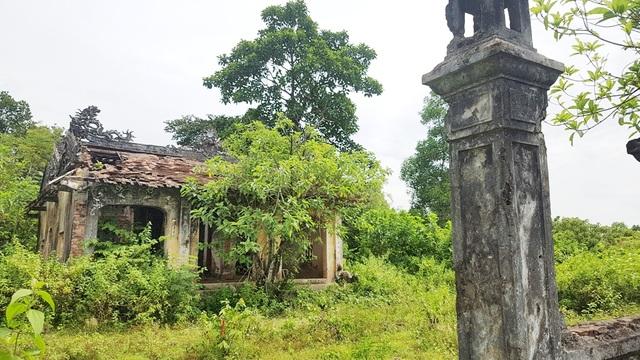 Đình làng cổ gần 200 năm sẽ bị hạ giải - xây mới vì dự án tái định cư? - 12