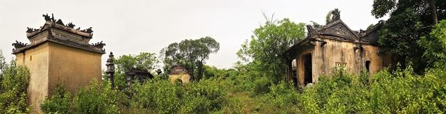 Đình làng cổ gần 200 năm sẽ bị hạ giải - xây mới vì dự án tái định cư? - 5